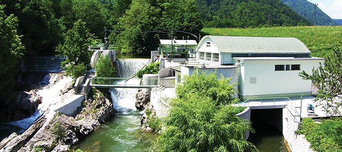 Гідроелектростанція Gorenjske Elektrarne