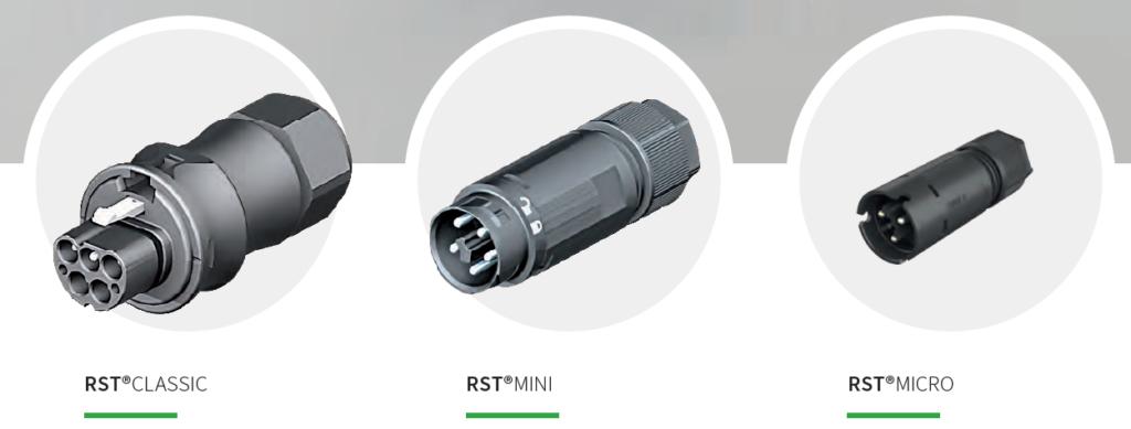 Системи електричних з'єднань: RST CLASSIC, RST MINI, RST MICRO.  СВ Альтера Львів