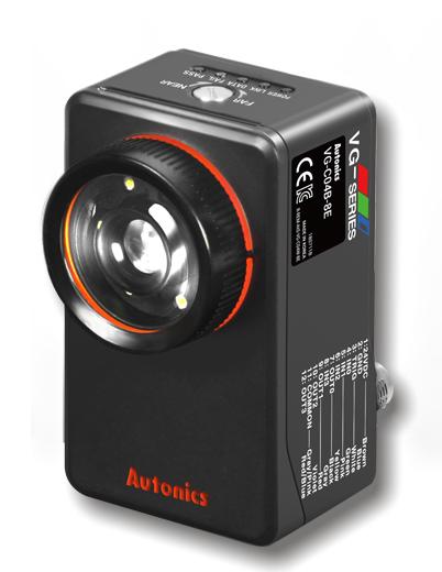 Датчик машинного бачення Autonics серії VG (колірний)