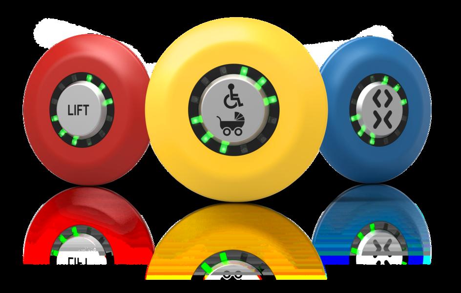 кнопки ЕАО серії 56