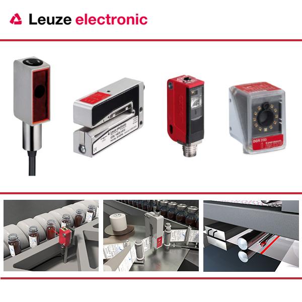 Датчики Leuze для процесів пакування фармацевтичної продукції