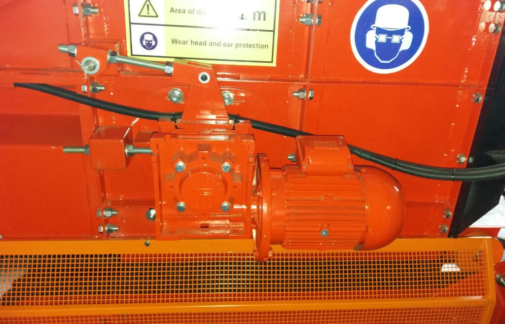 Електродвигун WEG