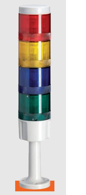 Світлосигнальні колони Lovato 70 мм
