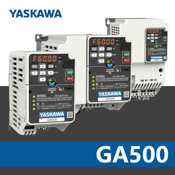 Компактний інверторний привід GA500