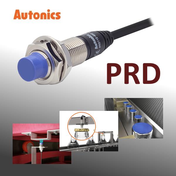 Індуктивні датчики наближення Autonics