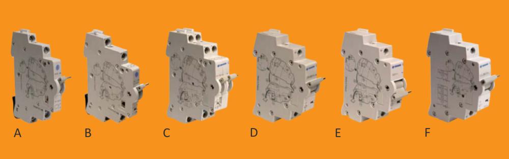 Аксесуари для аавтоматичних вимикачів Terasaki