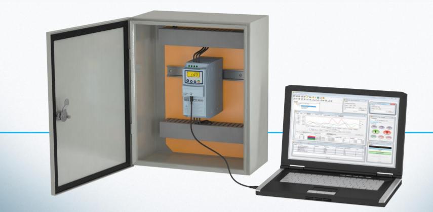 Перетворювач частоти CFW300 з вбудованим PLC