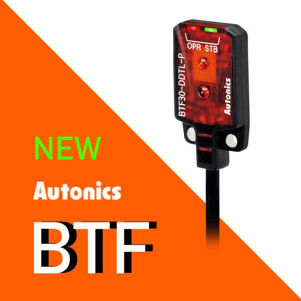 Надкомпактні фотоелектричні датчики Autonics