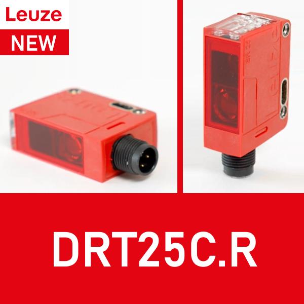 Нова модель датчика виявлення DRT25C.R зі збільшеним робочим діапазоном