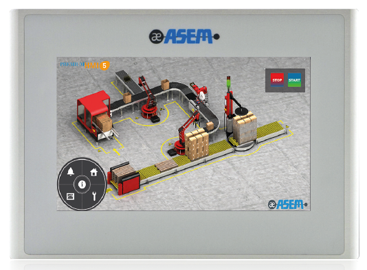 ASEM HMI30