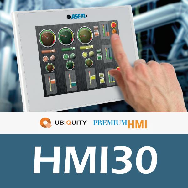 Панель оператора ASEM HMI30