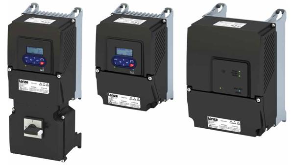 Перетворювачі частоти i550 protec Lenze