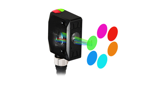 Датчики кольорових міток Autonics серії BC
